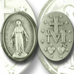 Часовня чудотворного медальона Богоматери в Париже