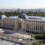 Гран Палэ (Grand Palais, Большой дворец) в Париже
