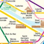 Как доехать до … в Париже