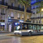 Noctilien — ночные автобусы Парижа