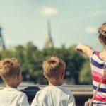 Париж с детьми: куда сводить детей в Париже