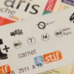 План-схема автобусов Парижа