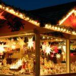 Рождественские рынки Парижа