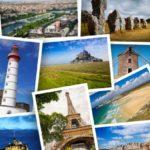Самые посещаемые места Франции
