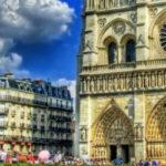 Собор Парижской богоматери отмечает 850-летний юбилей