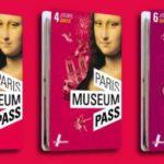 Туристическая карта Пари Музеум Пасс — Paris Museum Pass