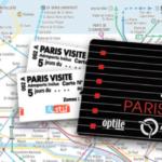 Туристическая карта Пари Визит (Paris Visite)